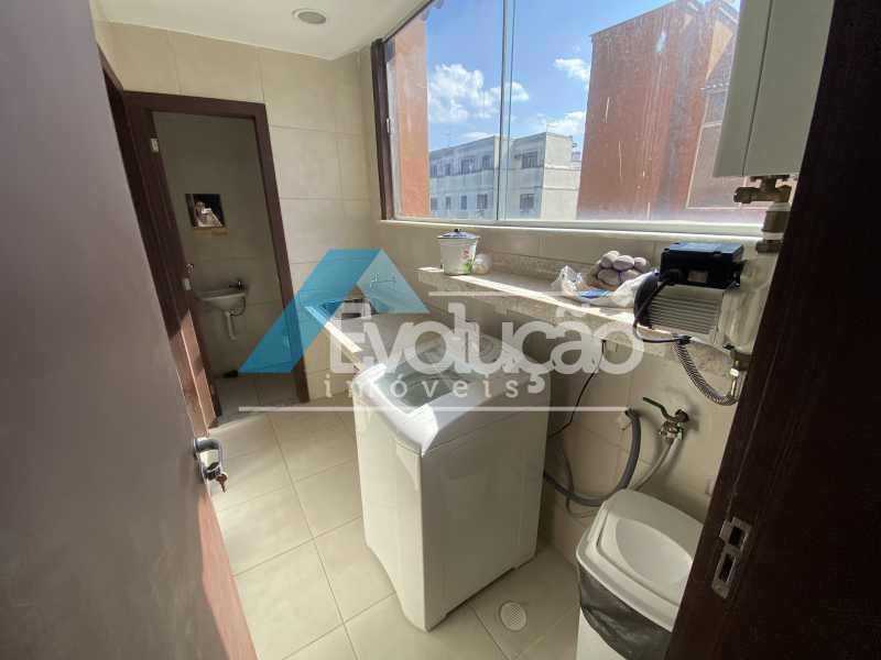 IMG_7982 - Cobertura 5 quartos à venda Recreio dos Bandeirantes, Rio de Janeiro - R$ 1.400.000 - V0345 - 8