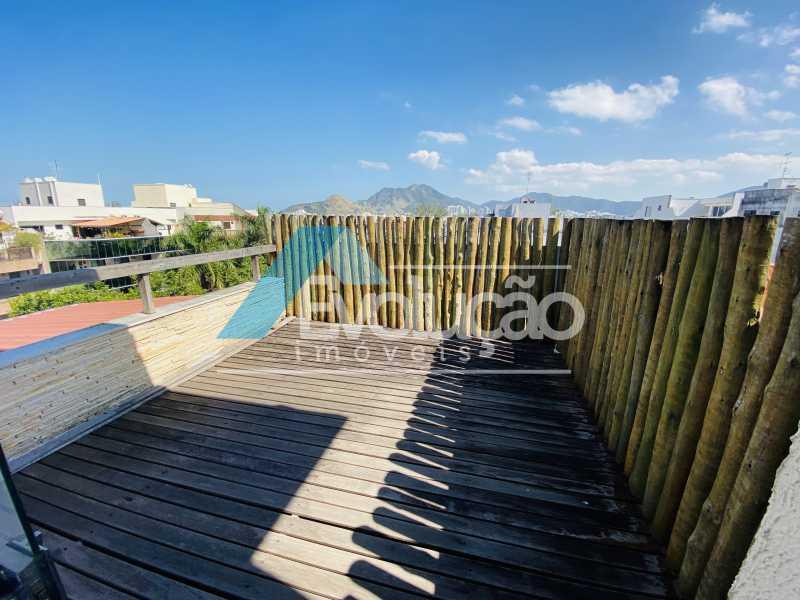 IMG_E7998 - Cobertura 5 quartos à venda Recreio dos Bandeirantes, Rio de Janeiro - R$ 1.400.000 - V0345 - 25
