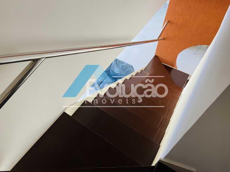 IMG_E8008 - Cobertura 5 quartos à venda Recreio dos Bandeirantes, Rio de Janeiro - R$ 1.400.000 - V0345 - 29