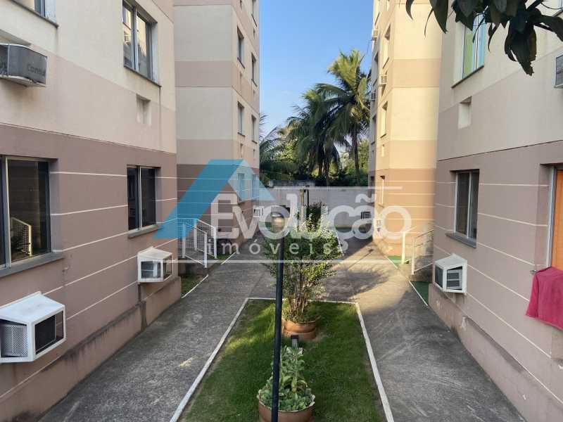 IMG_7693 - Apartamento 2 quartos à venda Cosmos, Rio de Janeiro - R$ 140.000 - V0344 - 3
