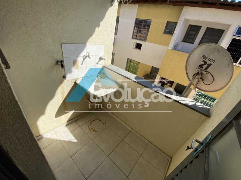 IMG_8549 - Apartamento 2 quartos à venda Cosmos, Rio de Janeiro - R$ 82.000 - V0346 - 8
