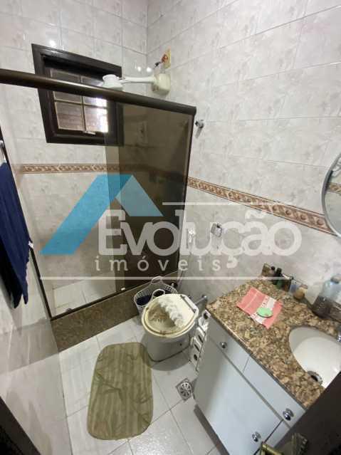 BANHEIRO SUÍTES - Casa em Condomínio 3 quartos para venda e aluguel Campo Grande, Rio de Janeiro - R$ 500.000 - V0347 - 15