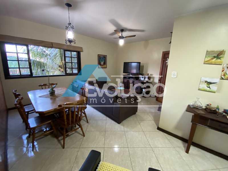 SALA - Casa em Condomínio 3 quartos para venda e aluguel Campo Grande, Rio de Janeiro - R$ 500.000 - V0347 - 17