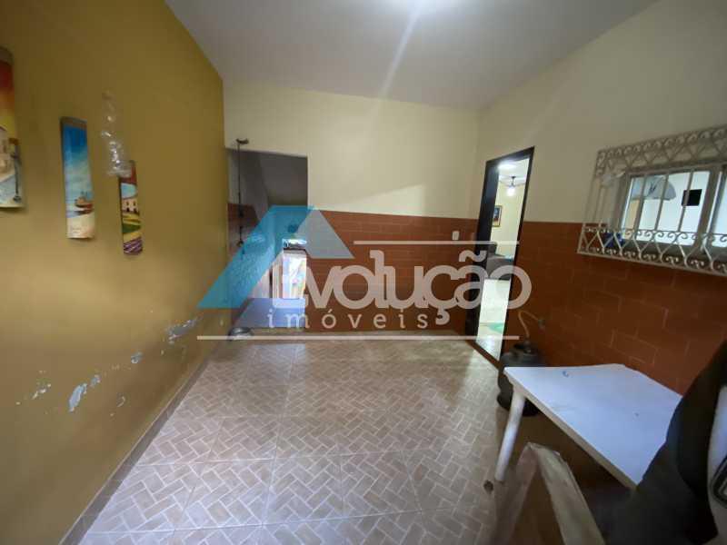 ACESSO ÁREA GOURMET - Casa em Condomínio 3 quartos para venda e aluguel Campo Grande, Rio de Janeiro - R$ 500.000 - V0347 - 6