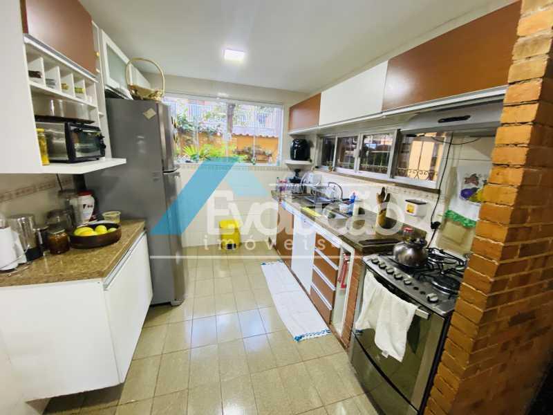 COZINHA - Casa em Condomínio 3 quartos para venda e aluguel Campo Grande, Rio de Janeiro - R$ 500.000 - V0347 - 18