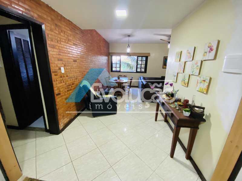 SALA - Casa em Condomínio 3 quartos para venda e aluguel Campo Grande, Rio de Janeiro - R$ 500.000 - V0347 - 19