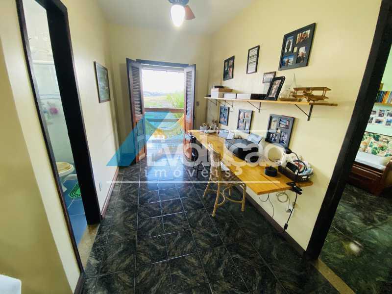 HALL - Casa em Condomínio 3 quartos para venda e aluguel Campo Grande, Rio de Janeiro - R$ 500.000 - V0347 - 23
