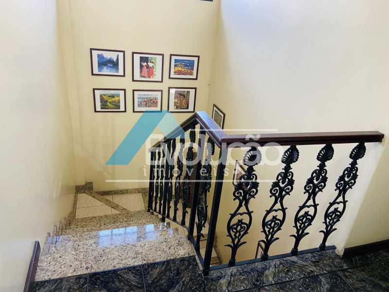 ESCADA - Casa em Condomínio 3 quartos para venda e aluguel Campo Grande, Rio de Janeiro - R$ 500.000 - V0347 - 24