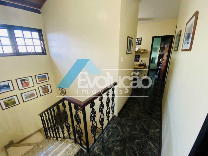 ESCADA - Casa em Condomínio 3 quartos para venda e aluguel Campo Grande, Rio de Janeiro - R$ 500.000 - V0347 - 25