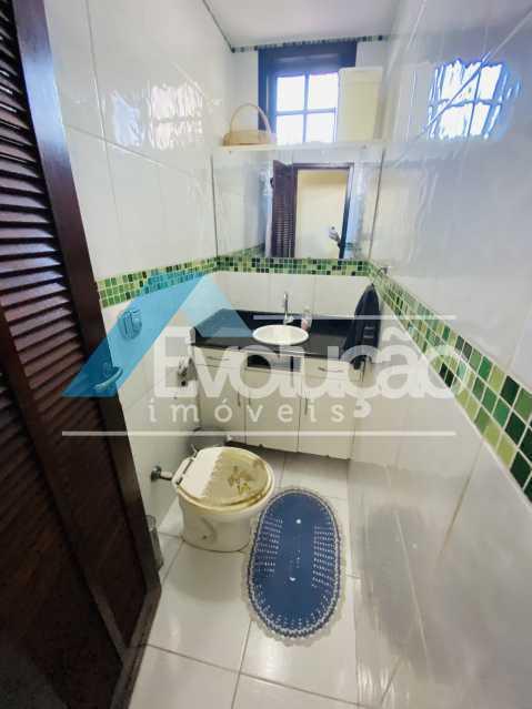 LAVABO - Casa em Condomínio 3 quartos para venda e aluguel Campo Grande, Rio de Janeiro - R$ 500.000 - V0347 - 26