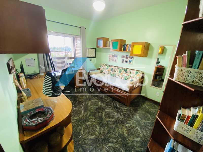 QUARTO - Casa em Condomínio 3 quartos para venda e aluguel Campo Grande, Rio de Janeiro - R$ 500.000 - V0347 - 27