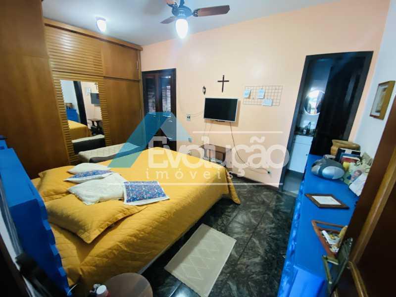 SUÍTE 1 - Casa em Condomínio 3 quartos para venda e aluguel Campo Grande, Rio de Janeiro - R$ 500.000 - V0347 - 28