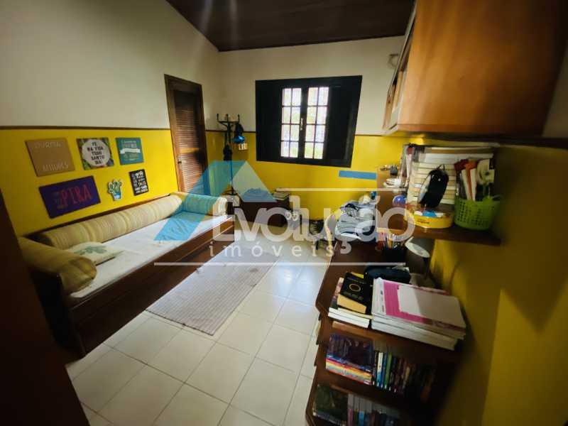 SUÍTE 2 - Casa em Condomínio 3 quartos para venda e aluguel Campo Grande, Rio de Janeiro - R$ 500.000 - V0347 - 29