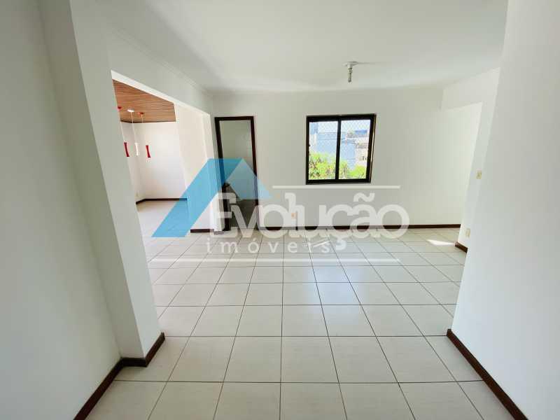 SALA - Cobertura 3 quartos à venda Recreio dos Bandeirantes, Rio de Janeiro - R$ 960.000 - V0348 - 9