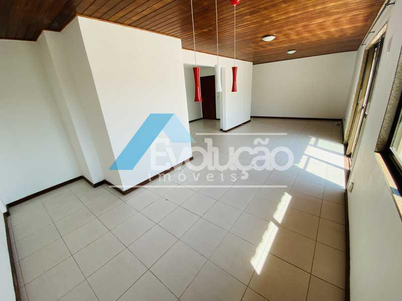 SALA - Cobertura 3 quartos à venda Recreio dos Bandeirantes, Rio de Janeiro - R$ 960.000 - V0348 - 12
