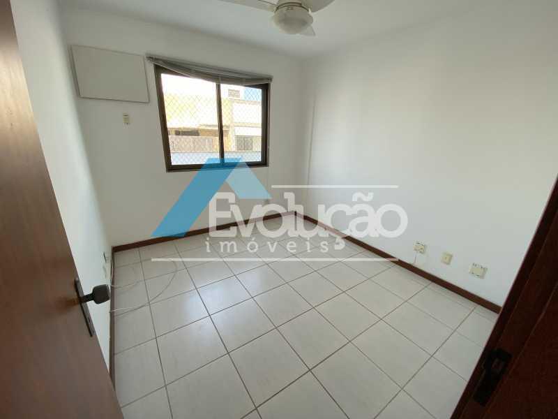 QUARTO 1 - Cobertura 3 quartos à venda Recreio dos Bandeirantes, Rio de Janeiro - R$ 960.000 - V0348 - 13