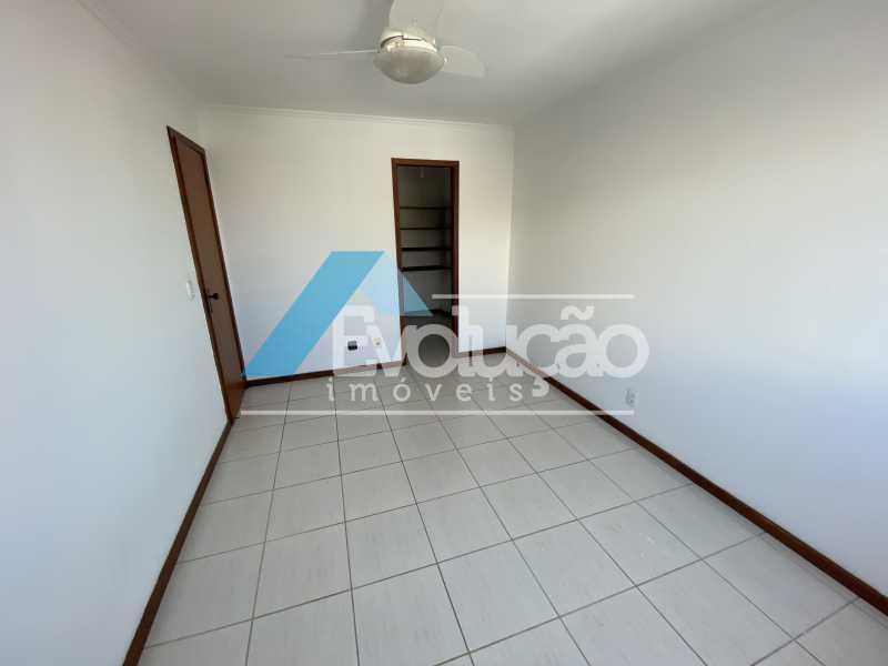 QUARTO 2 - Cobertura 3 quartos à venda Recreio dos Bandeirantes, Rio de Janeiro - R$ 960.000 - V0348 - 15