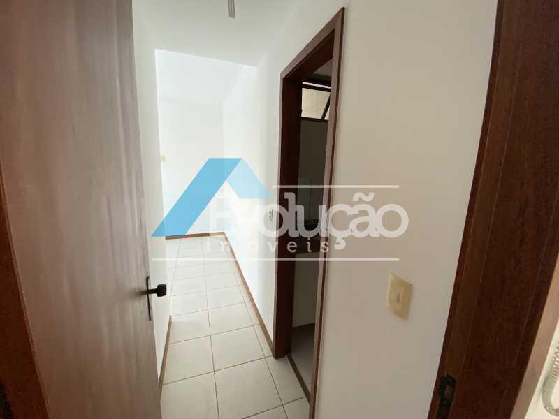 SUÍTE - Cobertura 3 quartos à venda Recreio dos Bandeirantes, Rio de Janeiro - R$ 960.000 - V0348 - 17