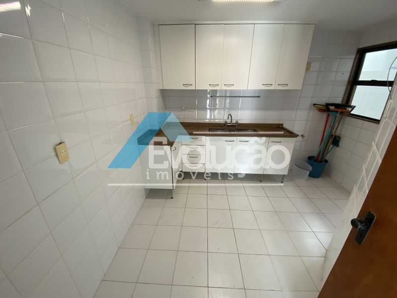 COZINHA - Cobertura 3 quartos à venda Recreio dos Bandeirantes, Rio de Janeiro - R$ 960.000 - V0348 - 21