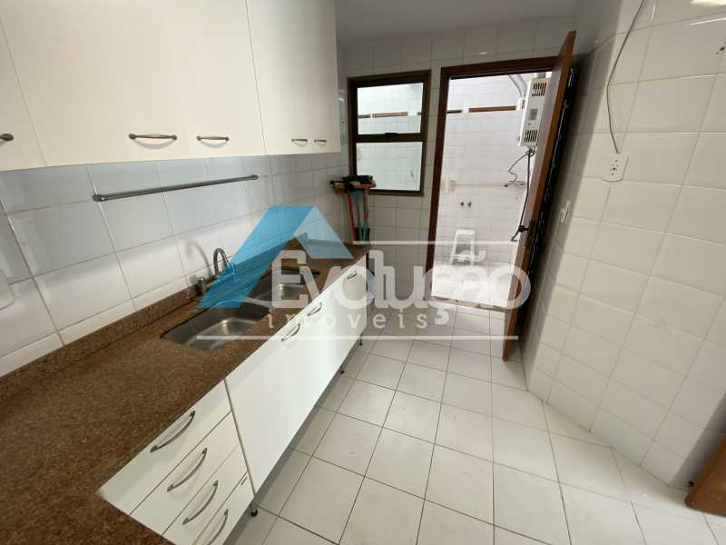COZINHA - Cobertura 3 quartos à venda Recreio dos Bandeirantes, Rio de Janeiro - R$ 960.000 - V0348 - 22