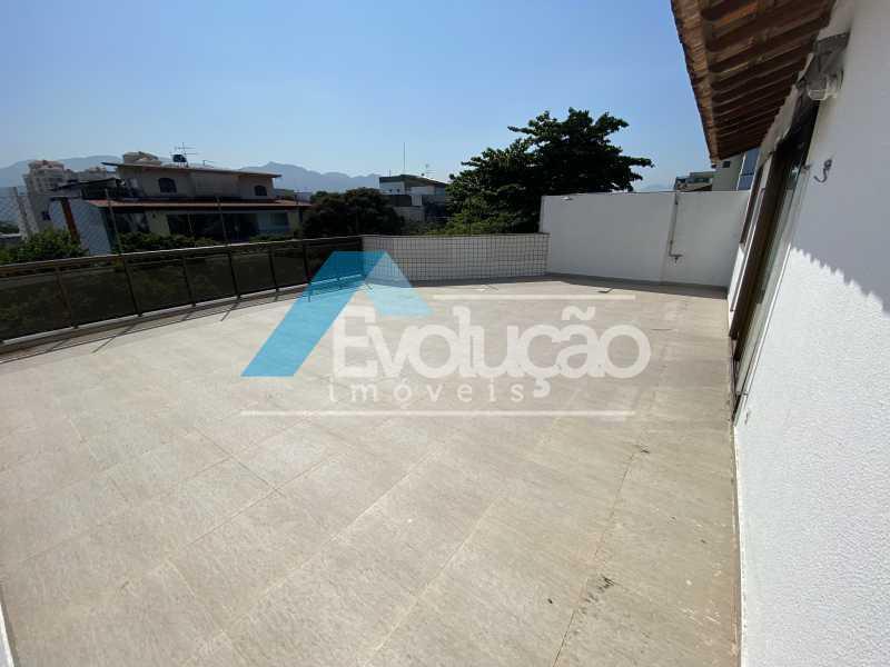VARANDÃO - Cobertura 3 quartos à venda Recreio dos Bandeirantes, Rio de Janeiro - R$ 960.000 - V0348 - 27