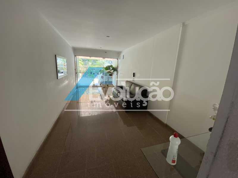 HALL DE ENTRADA PRÉDIO - Cobertura 3 quartos à venda Recreio dos Bandeirantes, Rio de Janeiro - R$ 960.000 - V0348 - 31