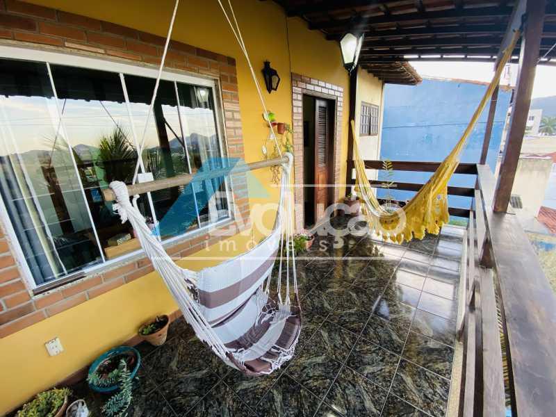 IMG_E8764 - Casa em Condomínio 3 quartos para alugar Campo Grande, Rio de Janeiro - R$ 2.600 - A0341 - 19