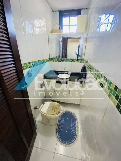LAVABO - Casa em Condomínio 3 quartos para alugar Campo Grande, Rio de Janeiro - R$ 2.600 - A0341 - 26