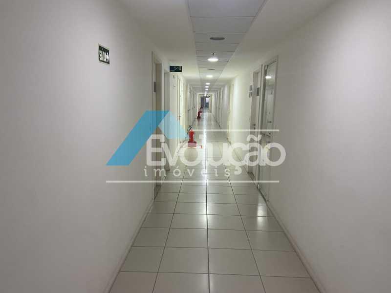 IMG_1606 - Sala Comercial 21m² para alugar Rua Augusto de Vasconcelos,Campo Grande, Rio de Janeiro - R$ 1.000 - A0344 - 3