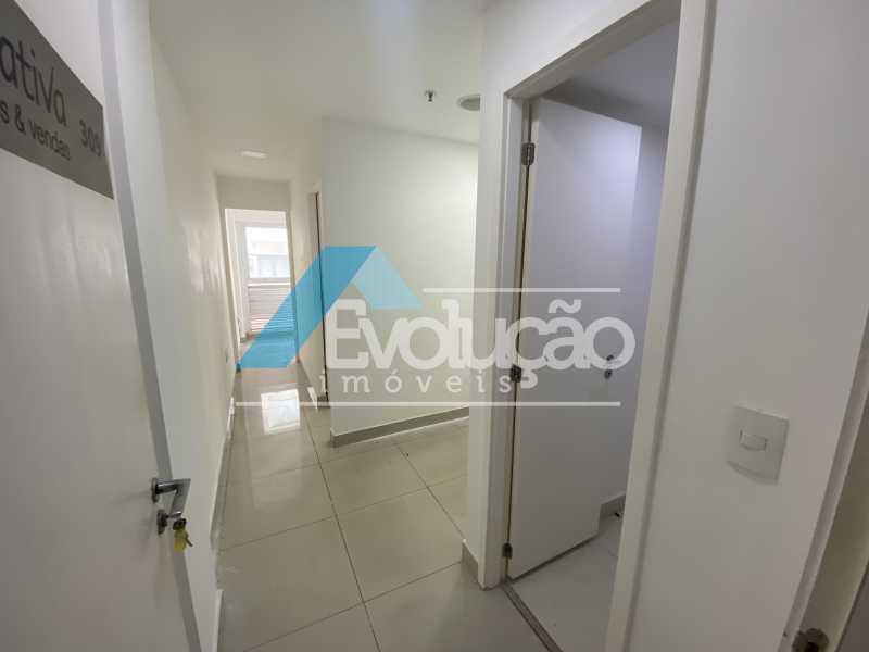 IMG_1607 - Sala Comercial 21m² para alugar Rua Augusto de Vasconcelos,Campo Grande, Rio de Janeiro - R$ 1.000 - A0344 - 4