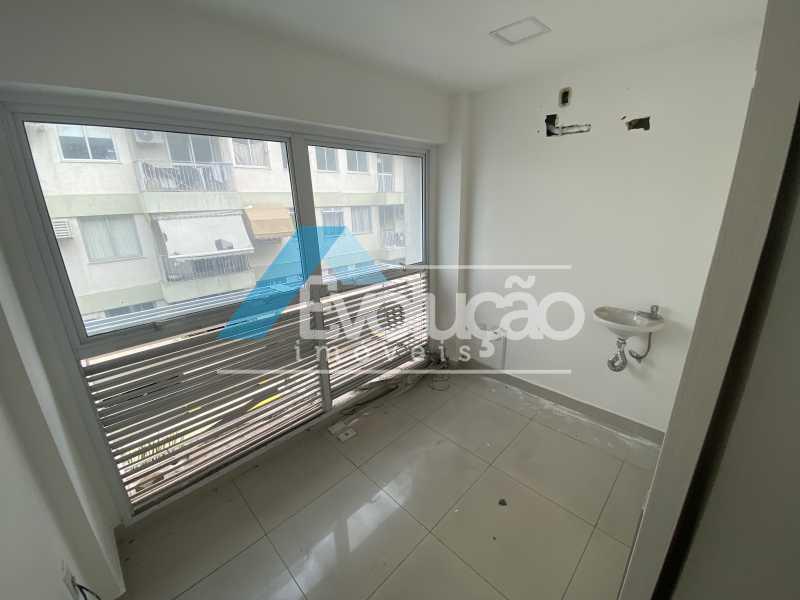 IMG_1611 - Sala Comercial 21m² para alugar Rua Augusto de Vasconcelos,Campo Grande, Rio de Janeiro - R$ 1.000 - A0344 - 8