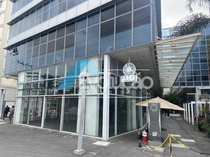 IMG_1614 - Sala Comercial 21m² para alugar Rua Augusto de Vasconcelos,Campo Grande, Rio de Janeiro - R$ 1.000 - A0344 - 1