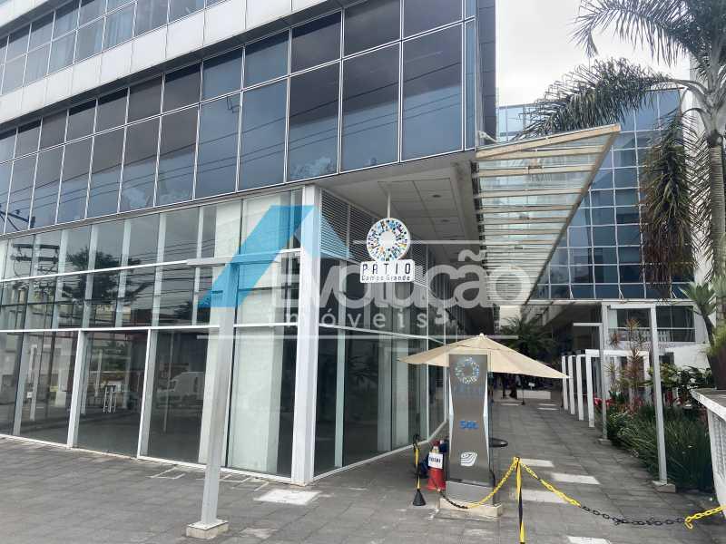 IMG_1615 - Sala Comercial 21m² para alugar Rua Augusto de Vasconcelos,Campo Grande, Rio de Janeiro - R$ 1.000 - A0344 - 11