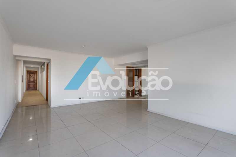 Edifício Agulhas Negras ap 20 - Apartamento 3 quartos à venda Icaraí, Niterói - R$ 996.000 - V0351 - 4