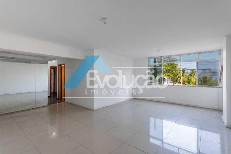 Edifício Agulhas Negras ap 20 - Apartamento 3 quartos à venda Icaraí, Niterói - R$ 996.000 - V0351 - 1