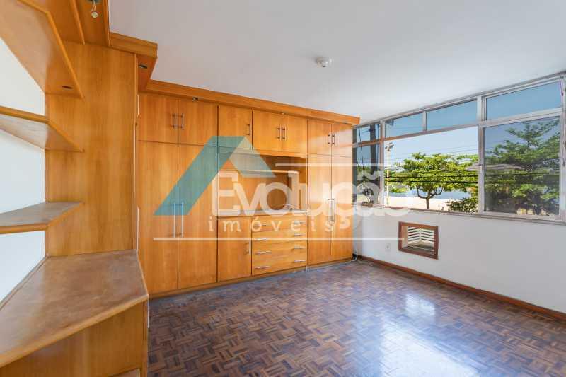 Edifício Agulhas Negras ap 20 - Apartamento 3 quartos à venda Icaraí, Niterói - R$ 996.000 - V0351 - 14
