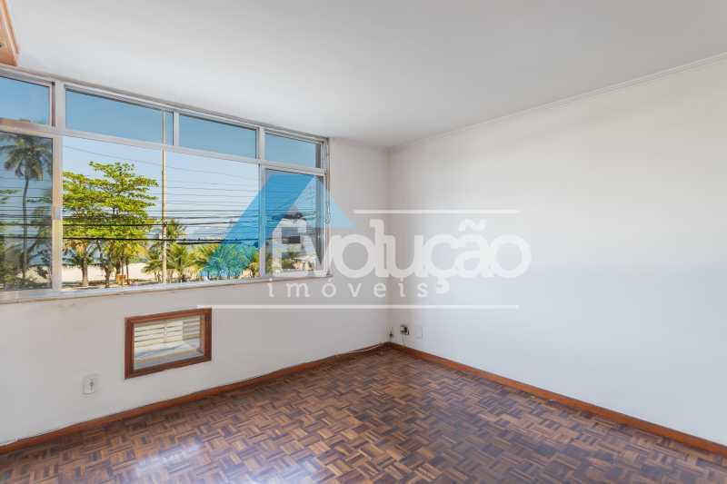 Edifício Agulhas Negras ap 20 - Apartamento 3 quartos à venda Icaraí, Niterói - R$ 996.000 - V0351 - 15