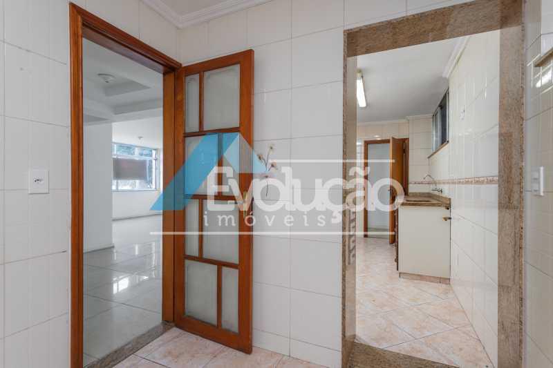 Edifício Agulhas Negras ap 20 - Apartamento 3 quartos à venda Icaraí, Niterói - R$ 996.000 - V0351 - 17