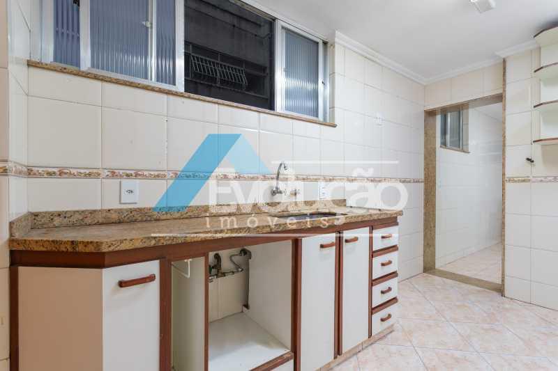 Edifício Agulhas Negras ap 20 - Apartamento 3 quartos à venda Icaraí, Niterói - R$ 996.000 - V0351 - 19