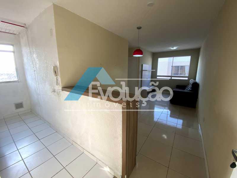 IMG_1386 - Apartamento 2 quartos para alugar Bangu, Rio de Janeiro - R$ 1.000 - A0345 - 4