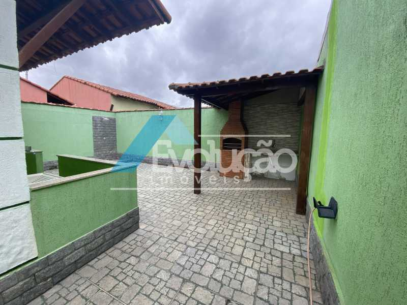 IMG_2691 - Casa 2 quartos para alugar Campo Grande, Rio de Janeiro - R$ 1.600 - A0346 - 1