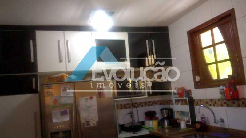 F - Casa 2 quartos à venda Campo Grande, Rio de Janeiro - R$ 350.000 - V0045 - 3