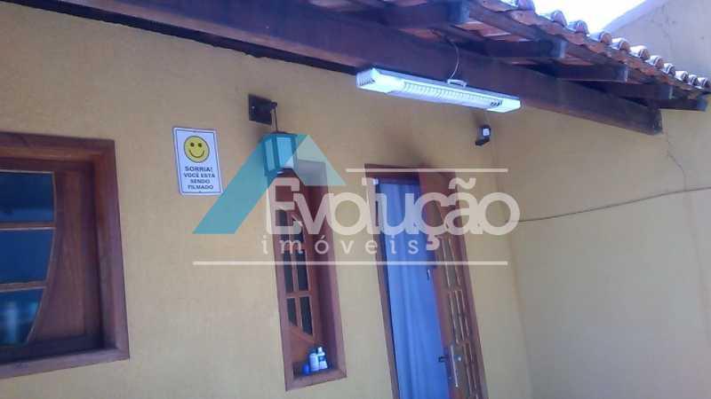 F - Casa 2 quartos à venda Campo Grande, Rio de Janeiro - R$ 350.000 - V0045 - 7
