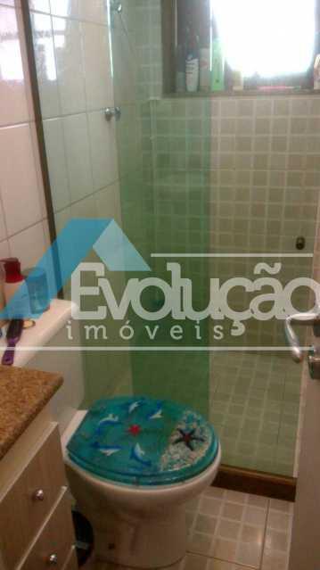 F - Casa 2 quartos à venda Campo Grande, Rio de Janeiro - R$ 350.000 - V0045 - 8
