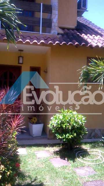 F - Casa 2 quartos à venda Campo Grande, Rio de Janeiro - R$ 350.000 - V0045 - 1