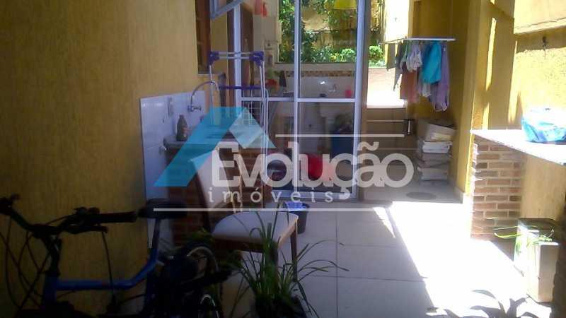 F - Casa 2 quartos à venda Campo Grande, Rio de Janeiro - R$ 350.000 - V0045 - 15