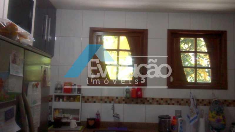 F - Casa 2 quartos à venda Campo Grande, Rio de Janeiro - R$ 350.000 - V0045 - 17