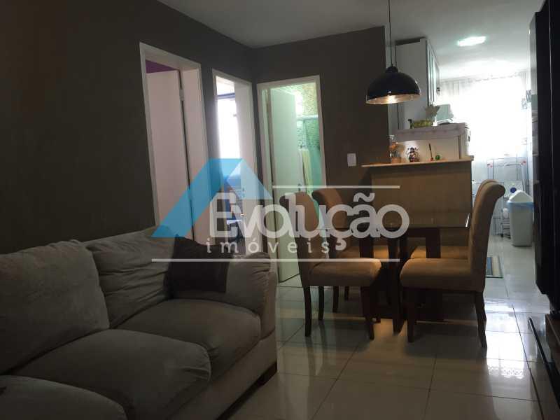 F - Apartamento 2 quartos à venda Inhoaíba, Rio de Janeiro - R$ 125.000 - V0070 - 1
