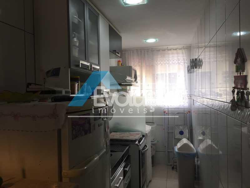 F - Apartamento 2 quartos à venda Inhoaíba, Rio de Janeiro - R$ 125.000 - V0070 - 15
