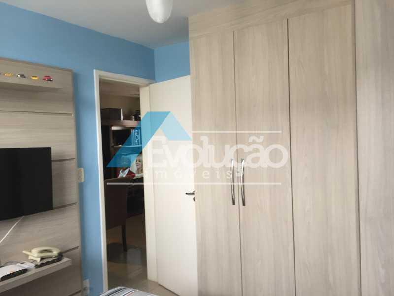 F - Apartamento 2 quartos à venda Inhoaíba, Rio de Janeiro - R$ 125.000 - V0070 - 16
